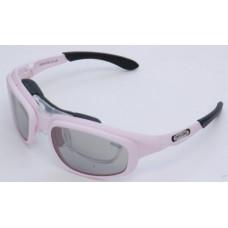 RxMulti3D Pink prescription 3D and 2D glasses