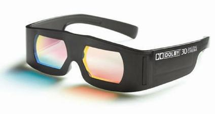 Dolby 3D glasses