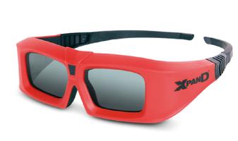 Xpand 3D glasses